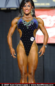 Wendi Murray - onepiece - 2007 NPC Jr. Nationals