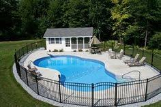 10 Pool Fence Ideas In 2020 Pool Fence Pool Pool Landscaping