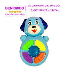 Đồ Chơi Điện Thoại Cầm Tay Baby Phone Biết Hát Antona Cho Trẻ Em ...