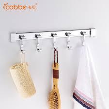 robe hooks for space aluminum kitchen