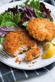 salmon patties recipe salmon cakes