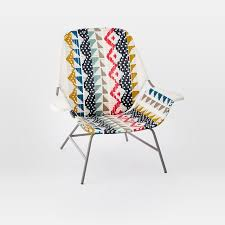 all weather wicker colorblock woven