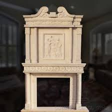 china marble fireplace mantle