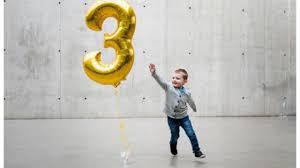 Fiesta Para Ninos De 3 Anos