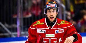Lämnade Brynäs för Örebro – nu uppges Aaron Palushaj vara klar för spel i  Schweiz