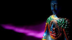 statue art tation buddhist