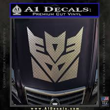 Transformers Decepticon Logo R1 Decal Sticker A1 Decals