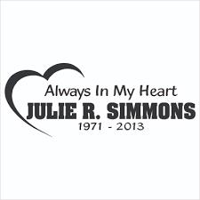 Window Canvas Always In My Heart Memorial Shirts Hoodies And Car Window Memorial Decals