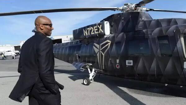 Resultado de imagen para kobe bryant helicóptero