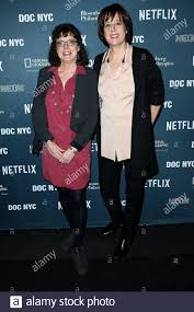 New York, NY, USA. 8 November, 2018. Julie Cohen, Betsy West at the 5th  Annual DOC NYC Visionaries Tribute Luncheon at The Edison Ballroom. Credit:  Steve Mack/Alamy Stock Photo - Alamy