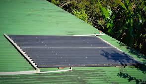 diy easy solar hot water heater