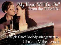 "MY HEART WILL GO ON"" . . . . . the mega ..."