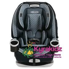 graco 4ever 4 in 1 trueshield