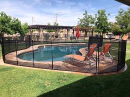 100 Feet Of Beautiful Fence And It Protect A Child Pool Fence Facebook