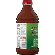 v8 original 100 vegetable juice 46 oz