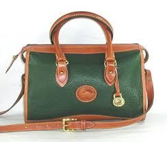 dooney bourke classic satchel british tan