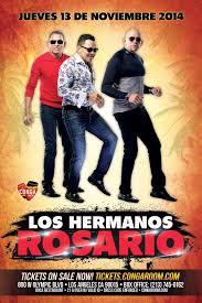 Los Hermanos Rosario West Coast Tour 2014 | Kesta Happening LA