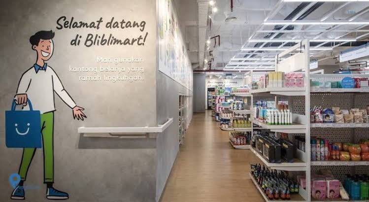 BliBliMart Store featured image