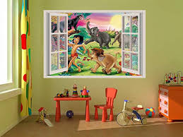 Nala 3d Window View Decal Graphic Wall Sticker Art Mural 18 36 Or 52 24 Lion King Simba Fundaciondecus Org Ar