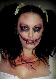 dead doll makeup for saubhaya makeup