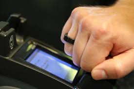 world s first nfc payment ring powered
