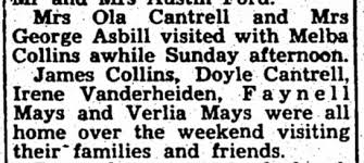 Collins, 12 May 1960 - Newspapers.com