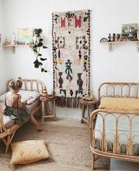 Boho Little Girls Room Shared Girls Bedroom Kids Room Inspiration Kid Room Decor