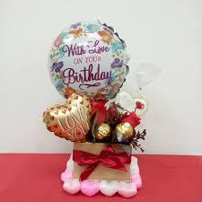 balloon gift box pefamall
