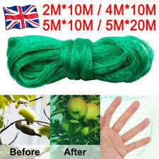 Homebase 8m X 4m Crop Protection Garden Net 10mm Mesh Size For Sale Online Ebay