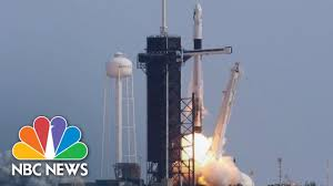 Watch: SpaceX Falcon 9 Rocket Launches ...