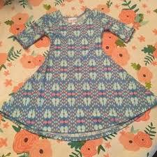 LuLaRoe Dresses | Price Drop Adeline Dress | Poshmark