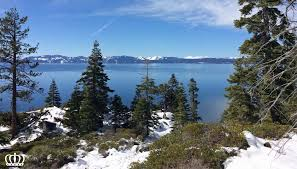 visit south lake tahoe in march