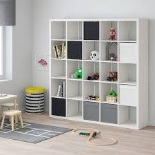 Kallax Shelf Unit White 71 5 8x71 5 8 Ikea