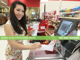how to use self checkout at target