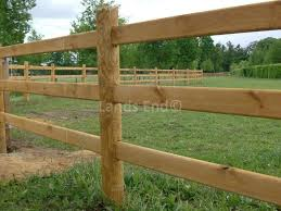 Robust Fence With A Subtle Price Lands End
