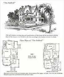 queen anne style hodgson house plans