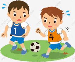 Los Deportes De Los Ninos Chico Chica Personajes De Dibujos