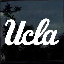 Ucla Bruins Window Decal Sticker Custom Sticker Shop