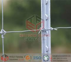 Studded T Post Wire Mesh Fence Temporary Fencing Palisade Fence 358 Security Fence Airport Fencing Metal Fence Manufacturer Exporter Hesly China Fencing Solutions