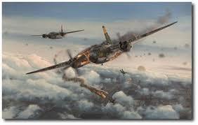 Pay-Off by Darby Perrin (B-26 Marauder)