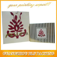 paper gift packaging ping bags