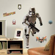 Star Wars Wall Decals Roommates Decor