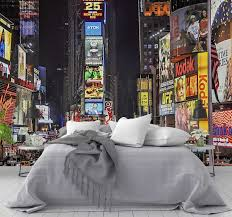 Times Square New York Wall Mural Tenstickers