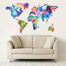 Full Color Wall Decal Vinyl Sticker From Creativewalldecals On