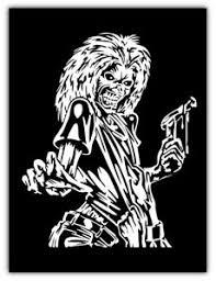 Iron Maiden Killers Sticker Car Bumper Decal 3 5 Or 6 Ebay