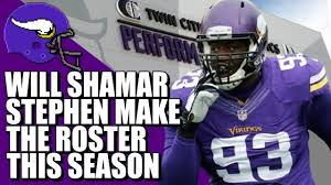 Will Shamar Stephen Make the Roster This Year? - YouTube