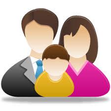 Risultato immagini per icona famiglia