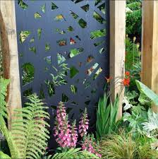 Garden Privacy Screening Screen With Envy How To Install Screen With Envy