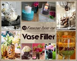 vase fillers ideas for your home interior