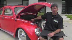 ev west 1963 vw beetle electric car
